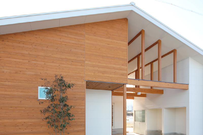 まごのて工房の注文住宅。無駄のないシンプルな平屋